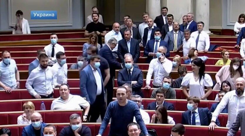 Заседание ВР, рейтинг главных брехунов ВР, Вадим Рабинович