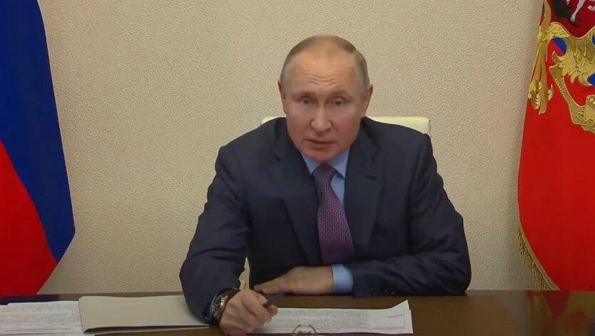 Владимир Путин, Дмитрий Нескоромный, СБУ