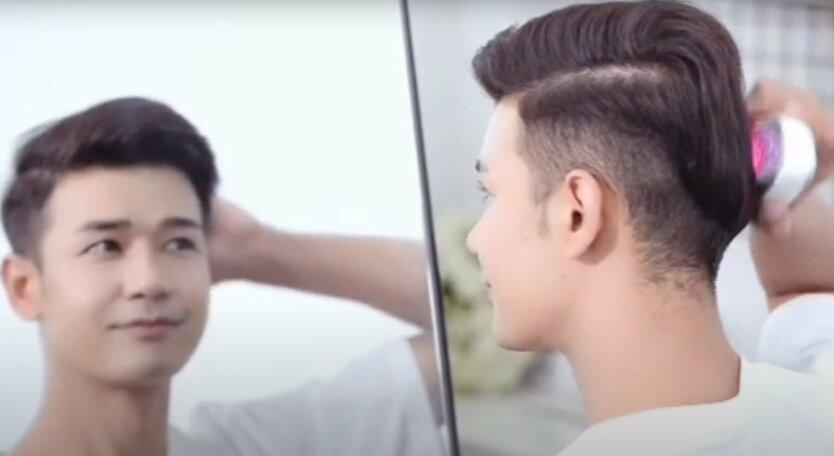 Xiaomi представила новинку LLLT Laser Hair Comb