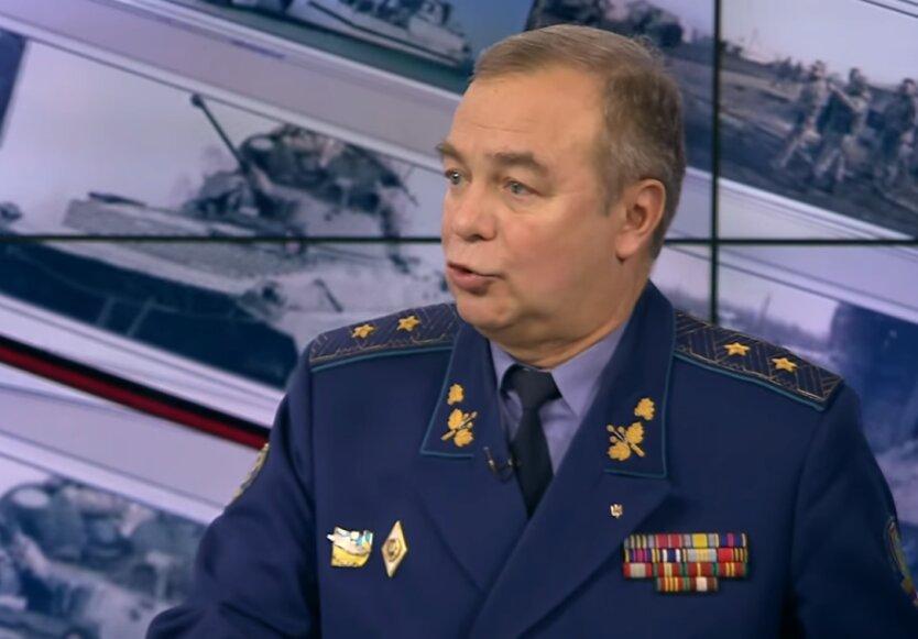 генерал-лейтенант ВСУ Игорь Романенко