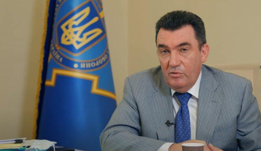 Алексей Данилов, СНБО, Харьковские договоренности