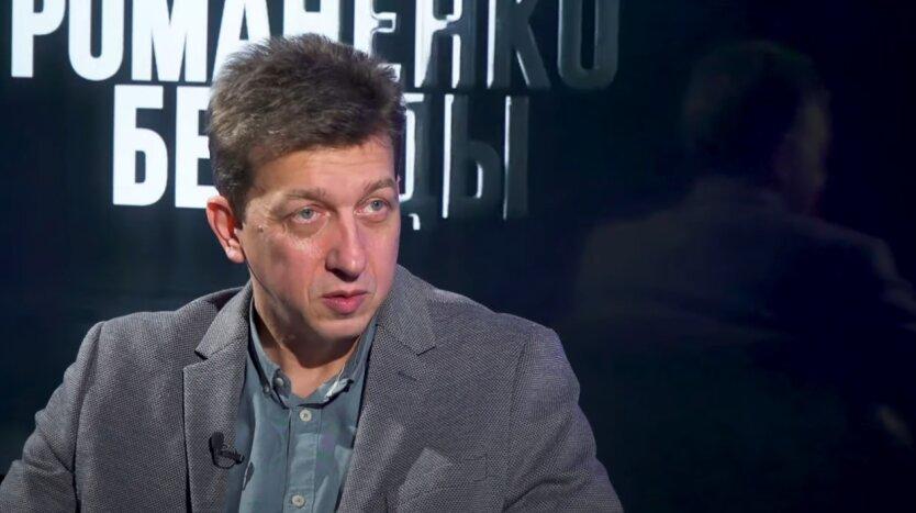 Олесь Доний, власть, украинцы