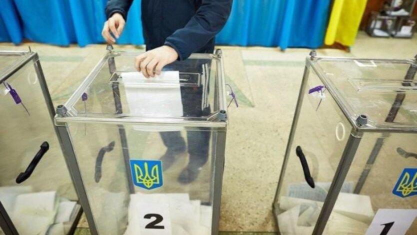 Местные выборы в Украине,закон о местных выборах в Украине,закон №3809