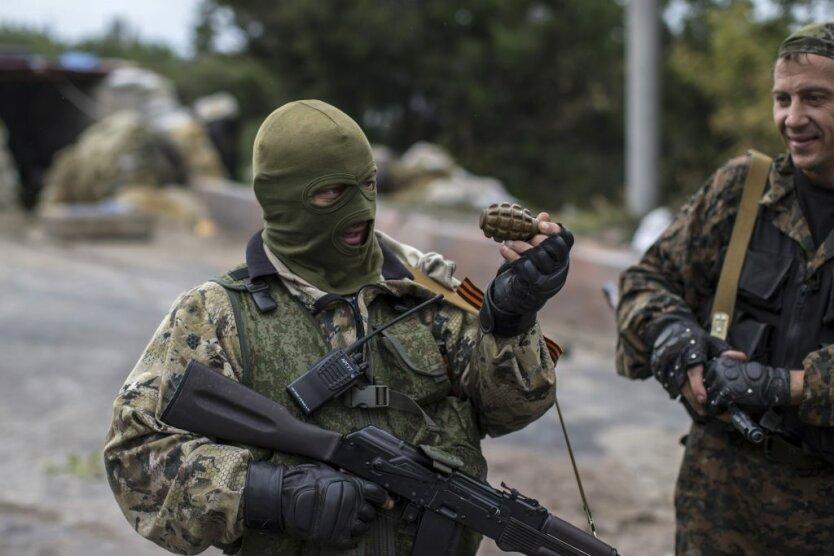 Боевики на Донбассе, боевики днр, боевики лнр