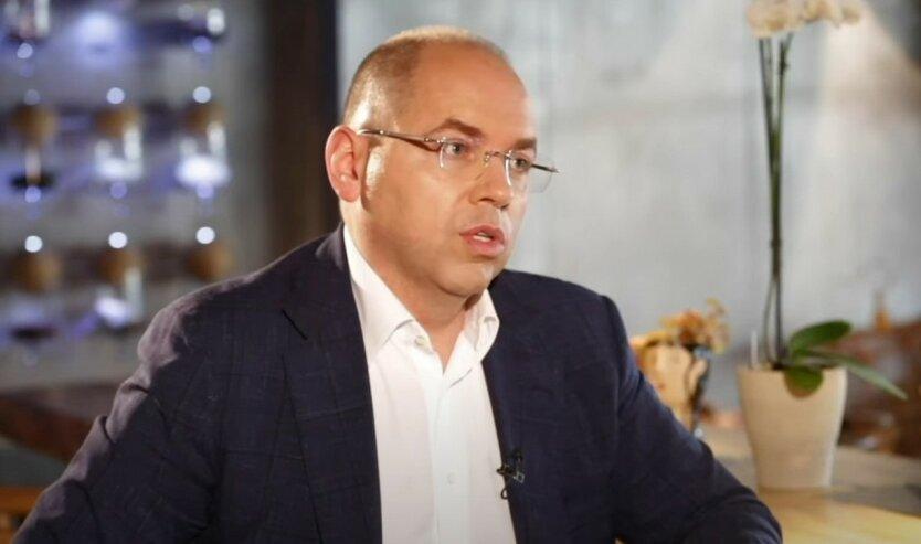 Степанов публично привился от COVID-19, Зеленский - на очереди