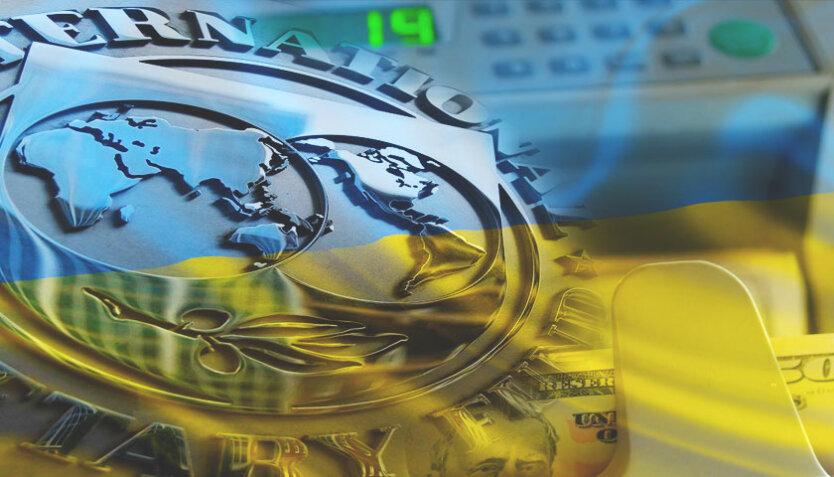 Украина_МВФ