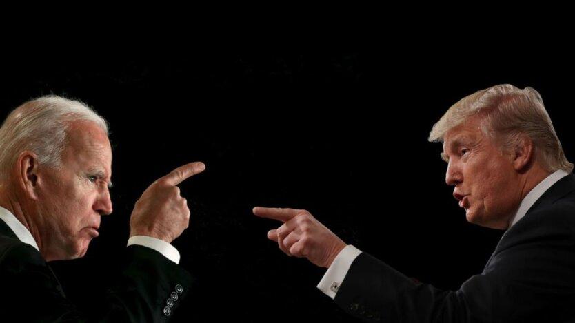 Угроза гражданской войны в США: с чем Трамп и Байден заканчивают президентскую кампанию