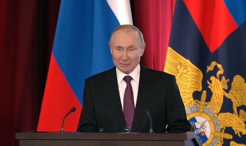 Владимир Путин, Илия Куса, Юрий Романенко, Санкции США против России