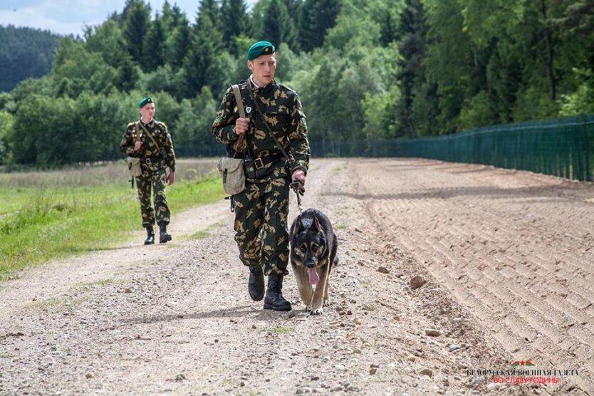 Пограничники Беларуси