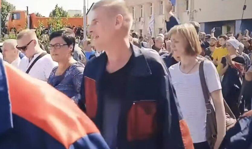 Требования протестующих в Гродно