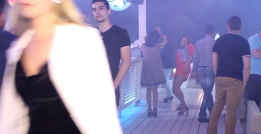 Ночной клуб, Одесса, коронавирус