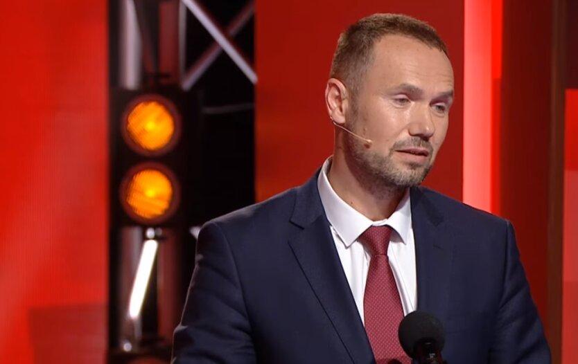 И.о. министра образования и науки  Сергей Шкарлет