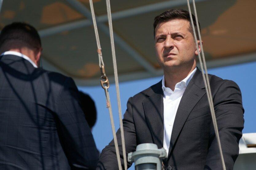 Владимир Зеленский, перестрелка в киеве, зеленский в одессе