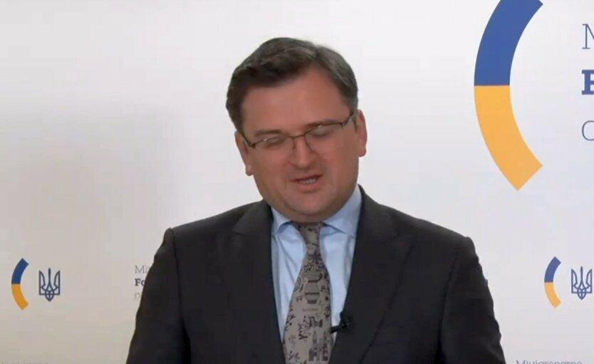 Кулеба отреагировал на санкции США против Дубинского и Ко