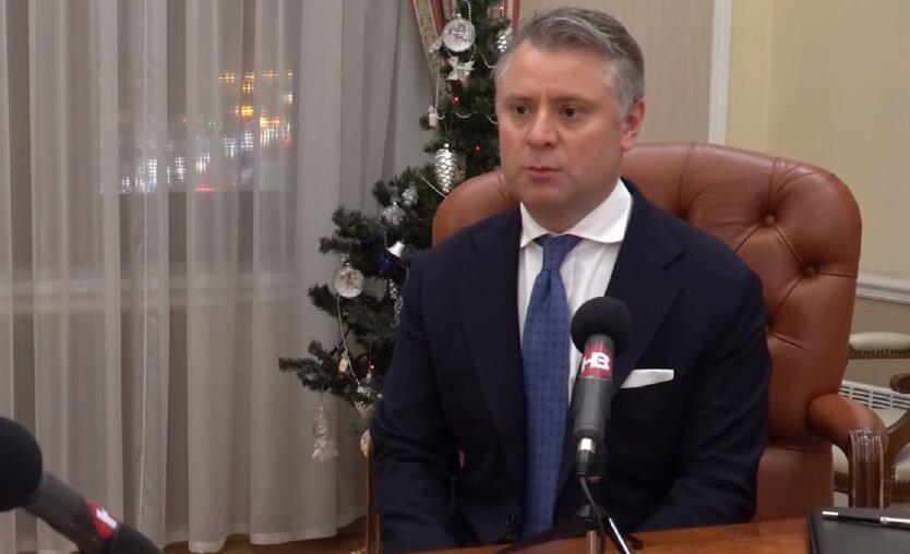 Временно исполняющий обязанности министра энергетики Украины Юрий Витренко