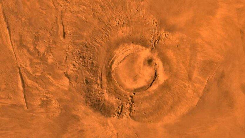 вулкан Марс