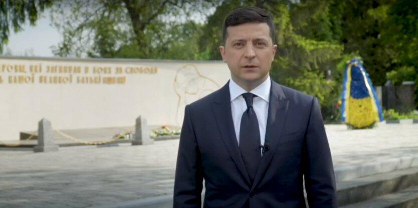 Владимир Зеленский,9 мая,День победы,Луганская область,мемориальные колокола