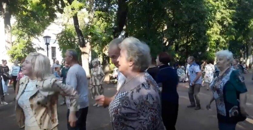 Пенсии в Украине 3
