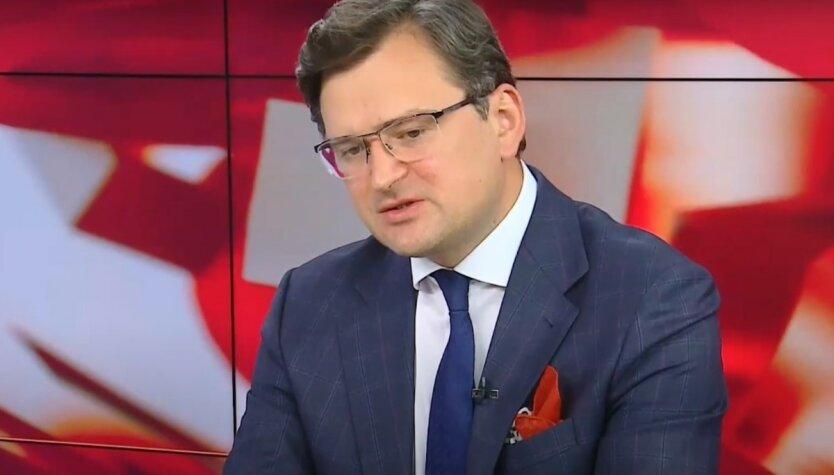 Дмитрий Кулеба,МИД Украины,ДНР,война на Донбассе,ЛНР,план Б по Донбассу,ВСУ