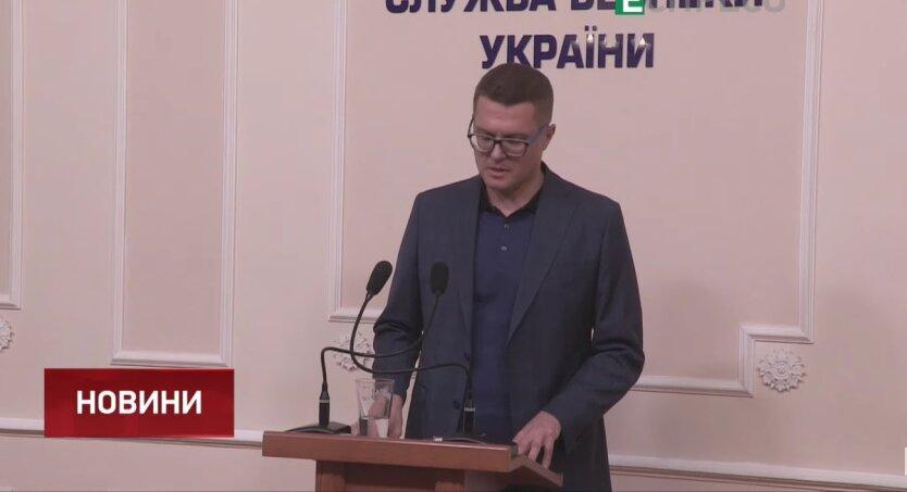 Иван Баканов, санкции, каналы Медведчука