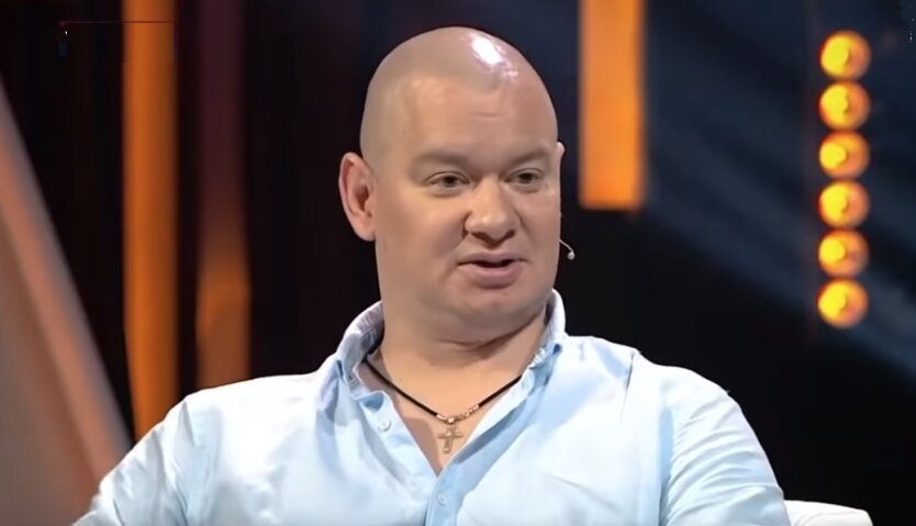 """Актер студии """"Квартал 95"""" Евгений Кошевой"""