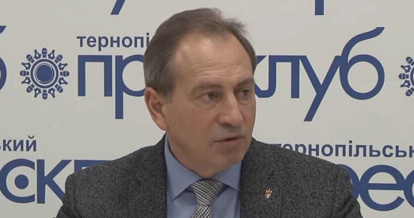 """Николай Томенко, """"Слуга народа"""", госфинансирование"""