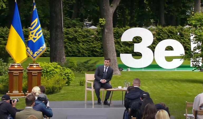 Владимир Зеленский,снижение тарифов на коммуналку,падение цен на АЗС,курс валют в Украине