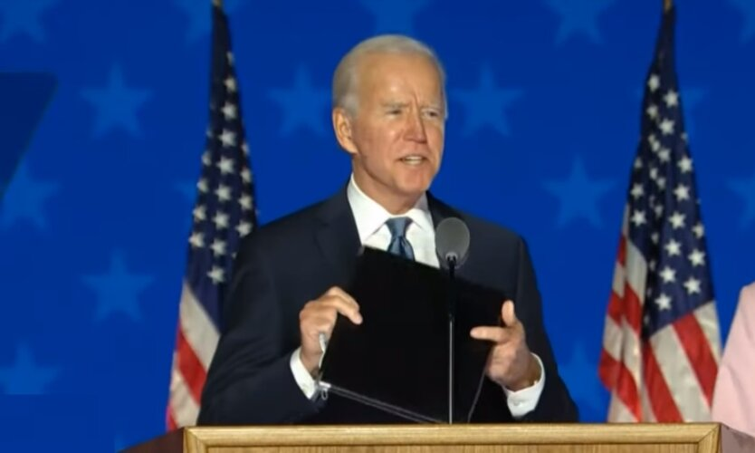 Кандидат в президенты США от Демократической партии Джозеф Байден
