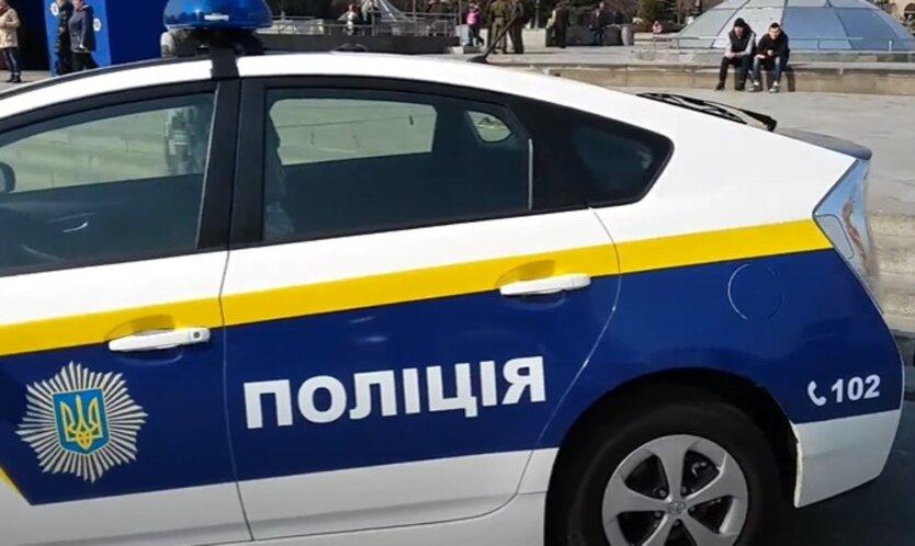 Стрельба под Киевом