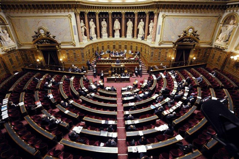 Франция_Сенат
