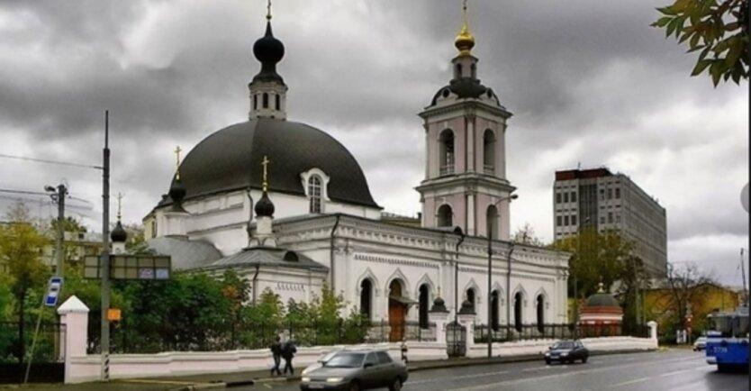 резня в храме в россии