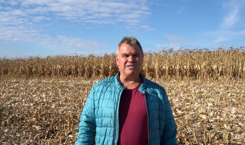 фермер Иван Катко, земля в Украине, зарплата фермеров