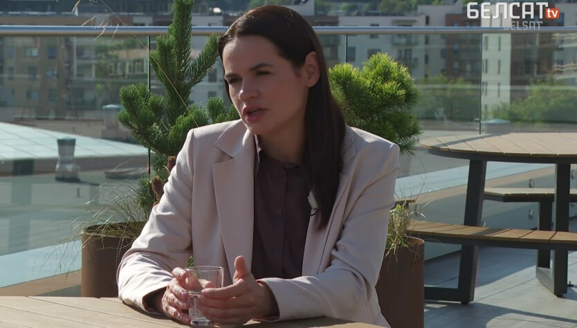 Светлана Тихановская, выборы в беларуси, александр лукашенко