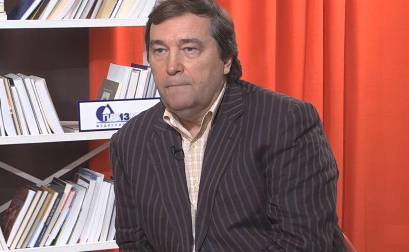 Директор Института развития экономики Украины Александр Гончаров
