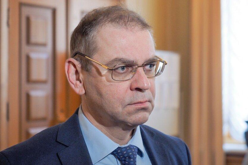 обвинения Пашинскому