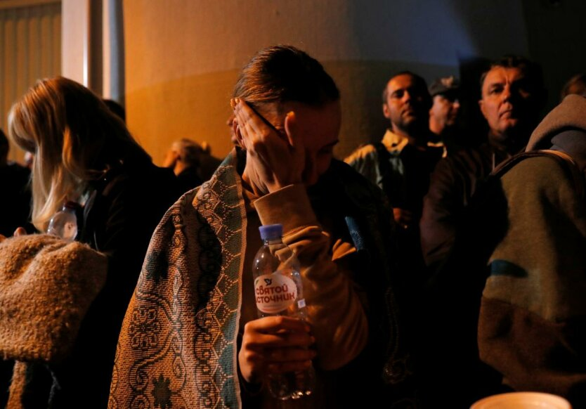 В Минске отпускают задержанных