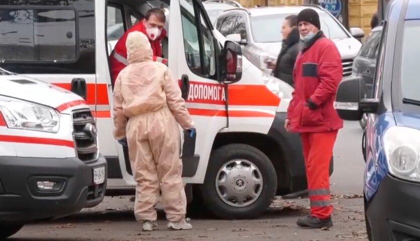 Коронавирус в Киеве, covid-19