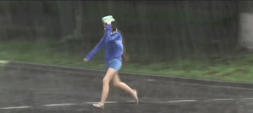 Погода, дожди, Украина