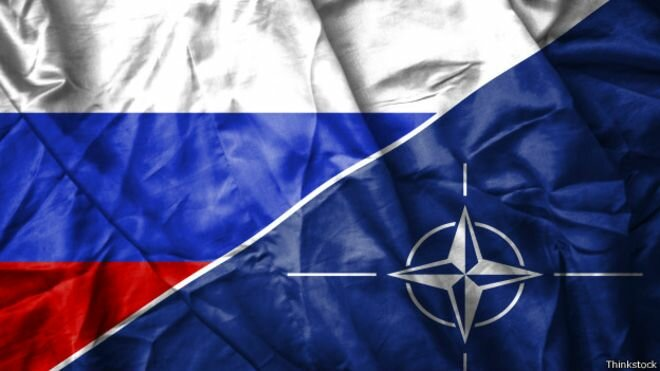 Россия НАТО