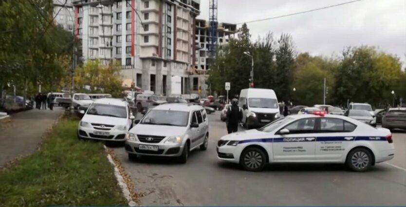 Стрельба в Перми, пояивлось видео стрелка, расстрелял студентов