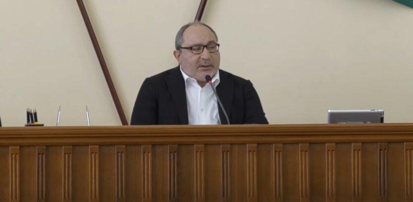 Геннадий Кернес, Германия, Харьков