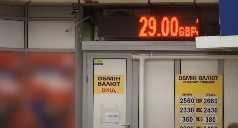 Курс валют, доллар, евро, Украина