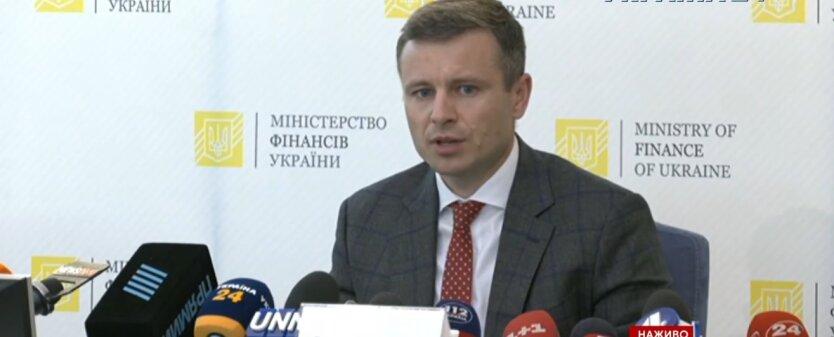 Сергей Марченко, госбюджет-2021, Украина