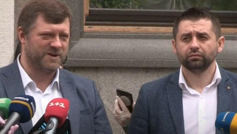 Арахамия и Корниенко обрисовали будущее сотрудничество с Байденом