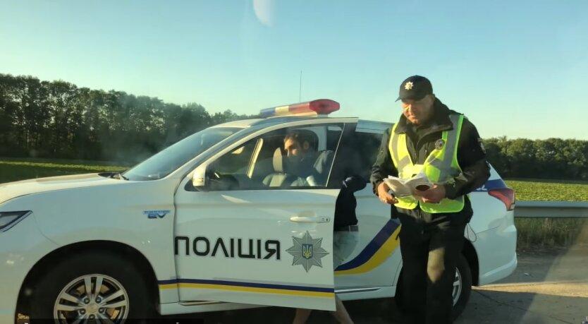 ПДД в Украине, нетерзвое вождение, нарушение правил