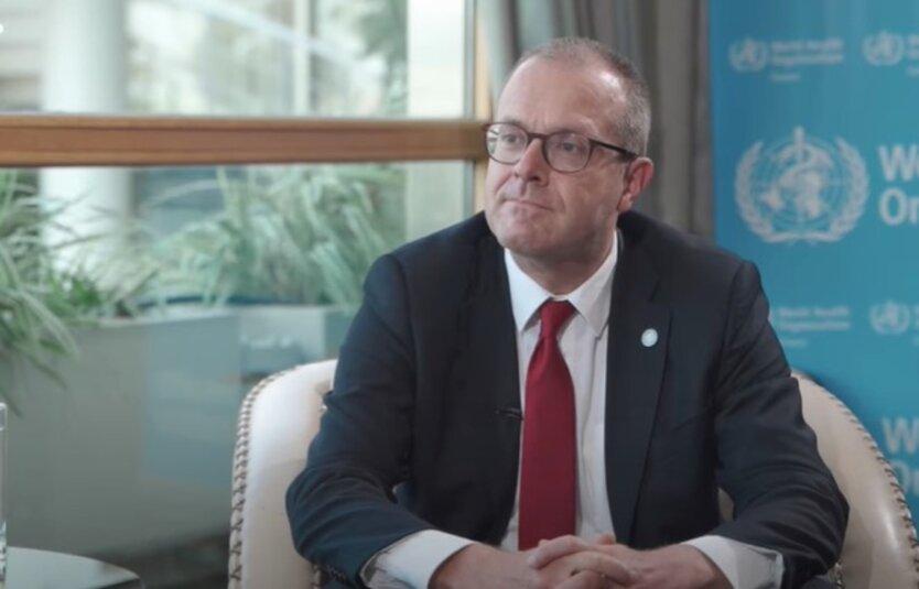 Директор европейского бюро ВОЗ Ханс Клюге