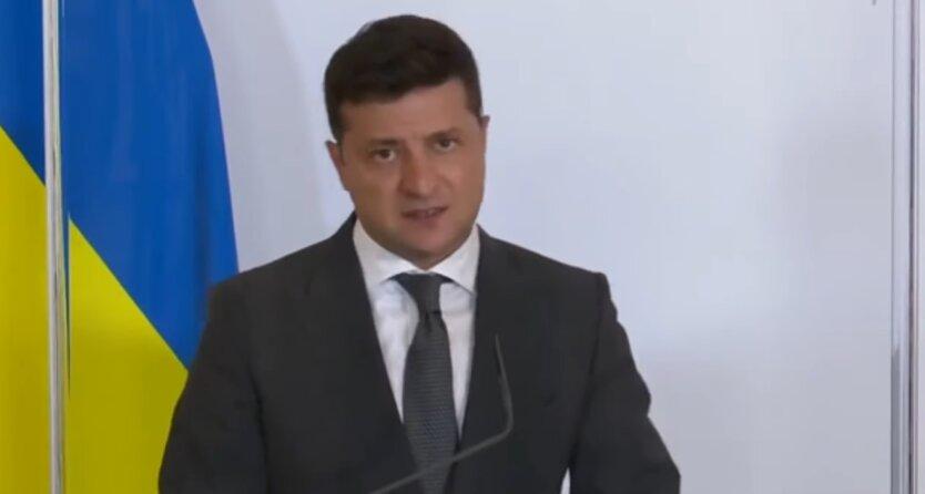 Владимир Зеленский, отношения Украины и России, Владимир Путин