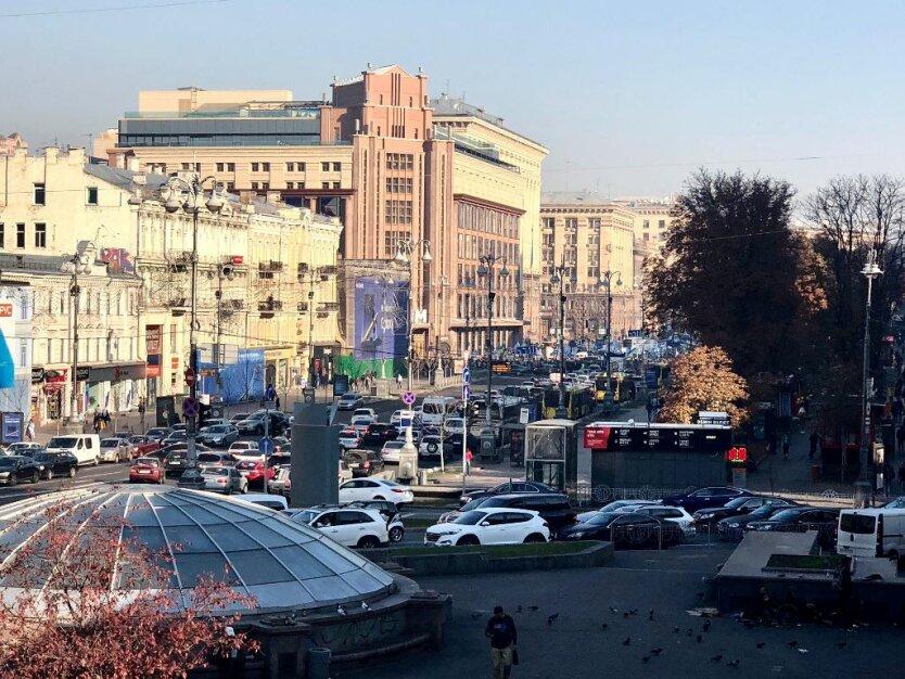 пробки_Киев