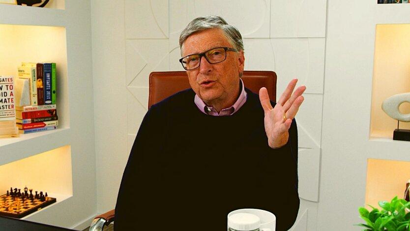 Билл Гейтс отвечает на вопросы