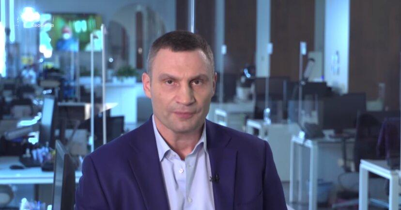 Виталий Кличко, коронавирус в Киеве, карантин в Киеве